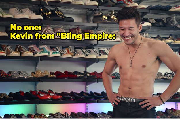 """22 Tweets About """"Bling Empire"""" That'll Take Your Mind Off Being Poor"""