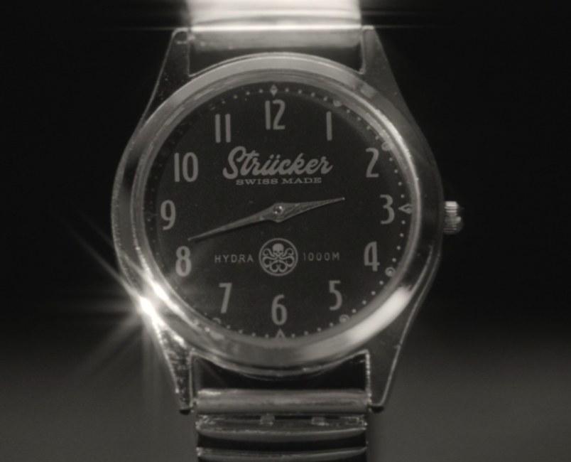 A Hydra watch