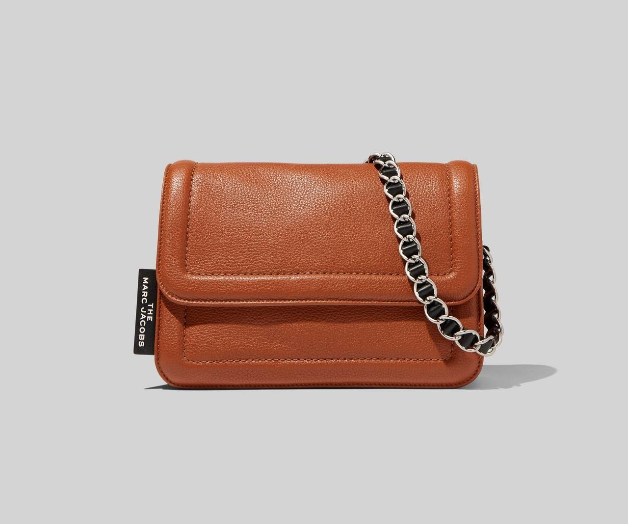 the camel colored purse
