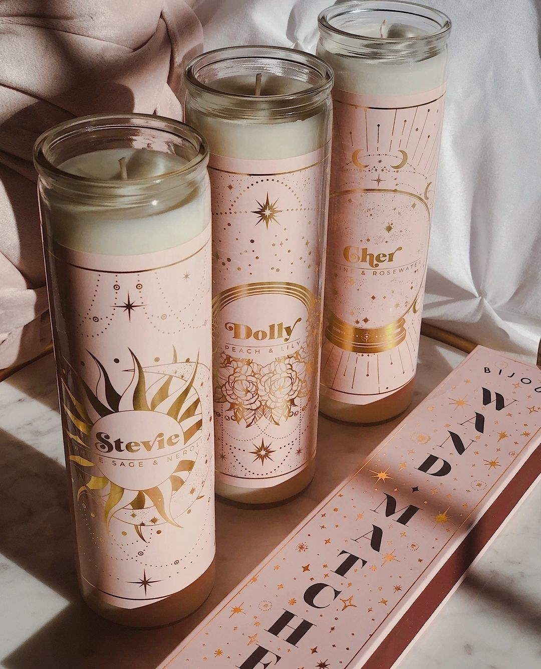 the three candles