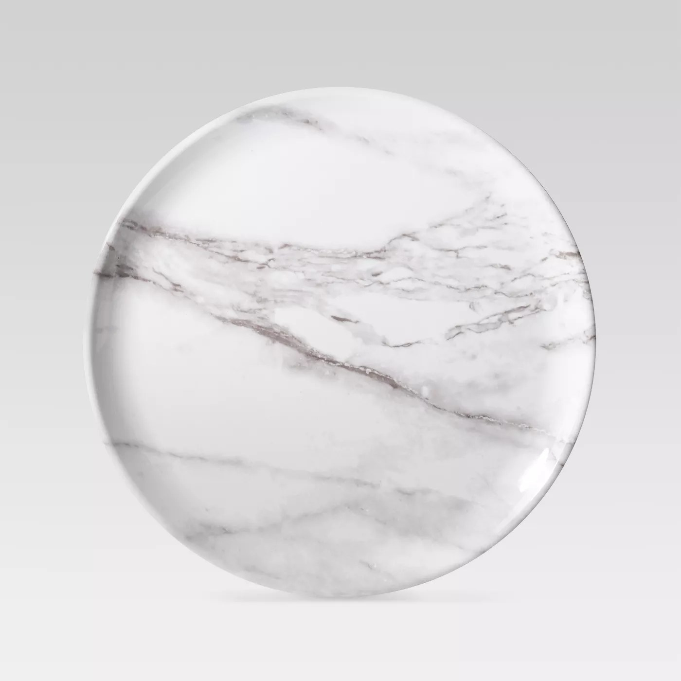 The marble serving platter