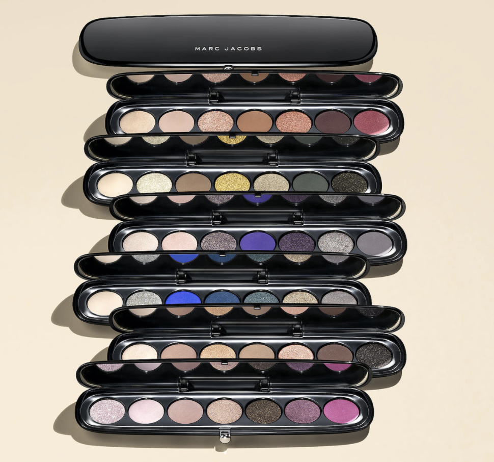 Marc jacobs eye-conic eyeshadow palettes