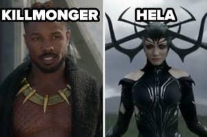 killmonger and hela