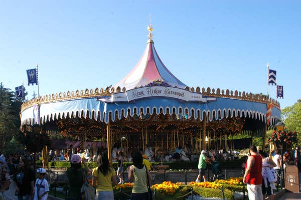 A photo of King Arthur Carousel during the day