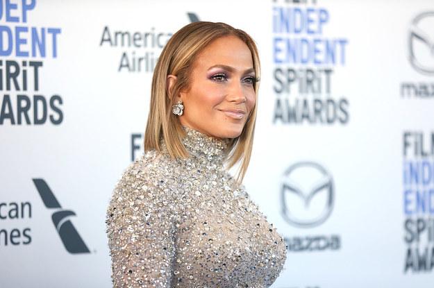 Jennifer Lopez Amazingly Recreated The