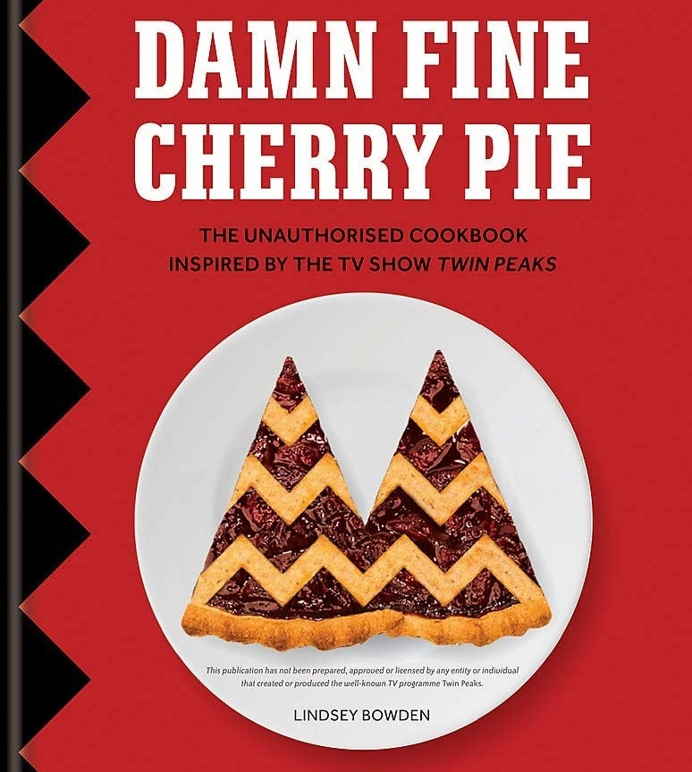The cover of Lindsey Bowden's Damn Fine Cherry Pie