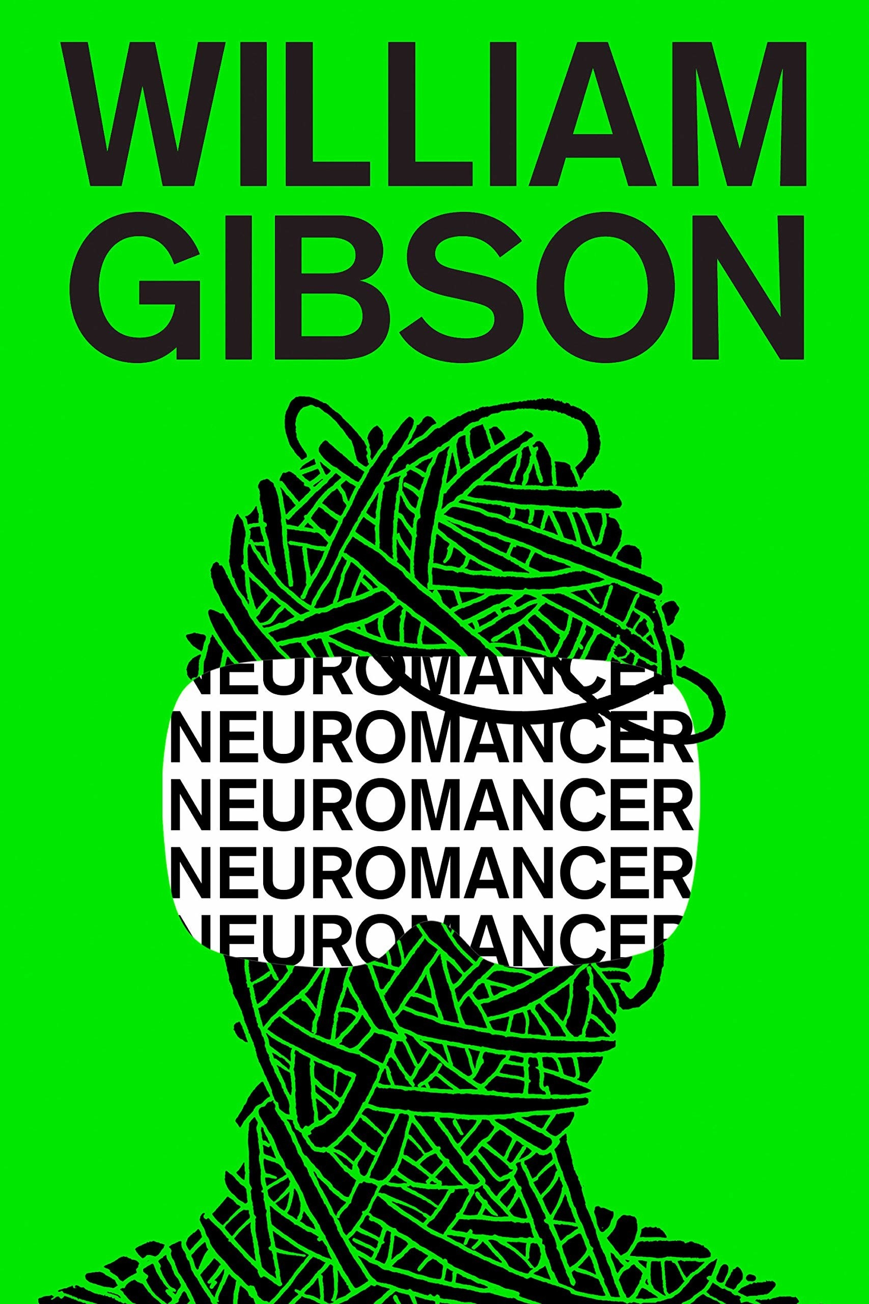 The cover of Neuromancer