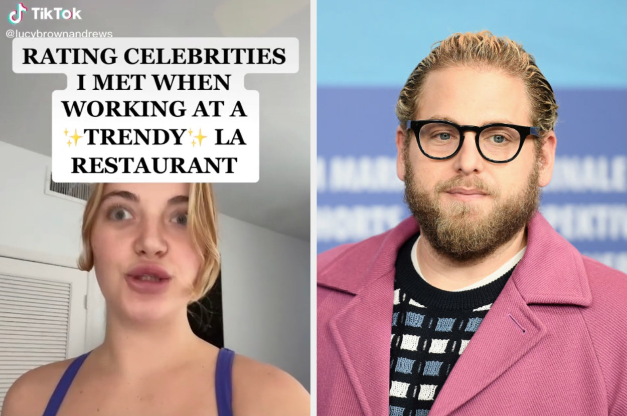 Jonah Hill and a TikTok server
