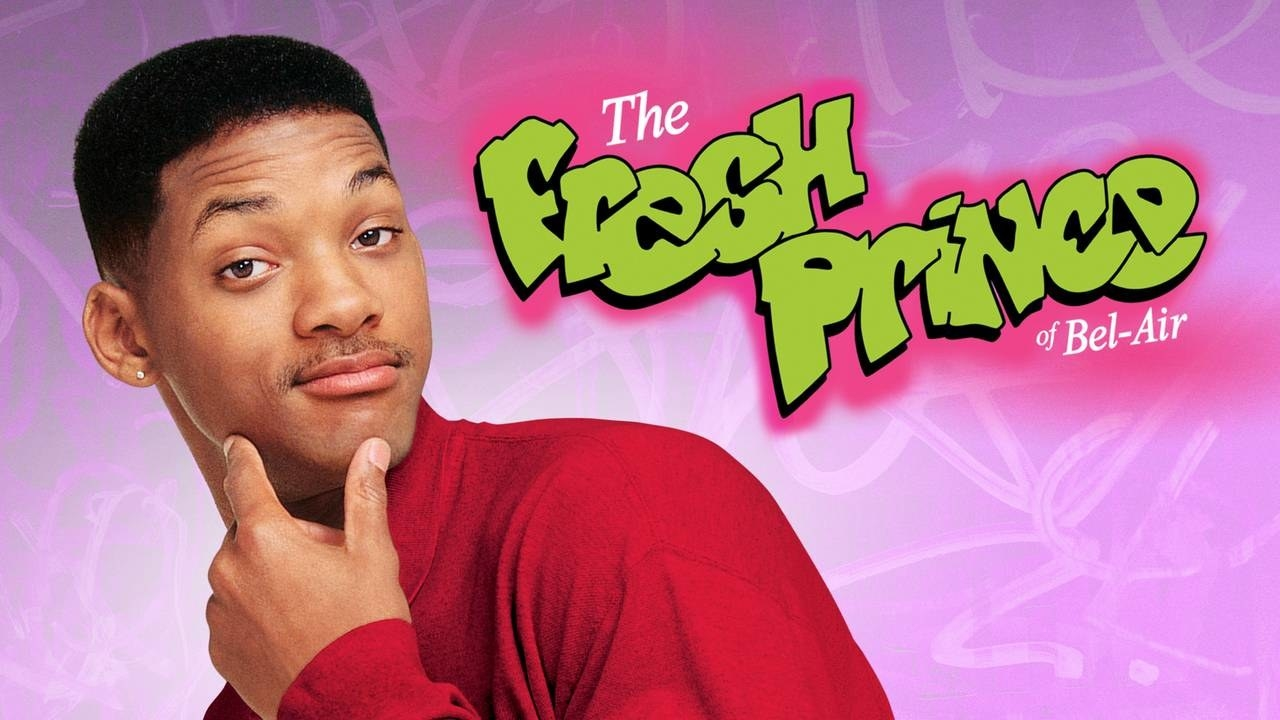 the fresh prince of bel-air series banner