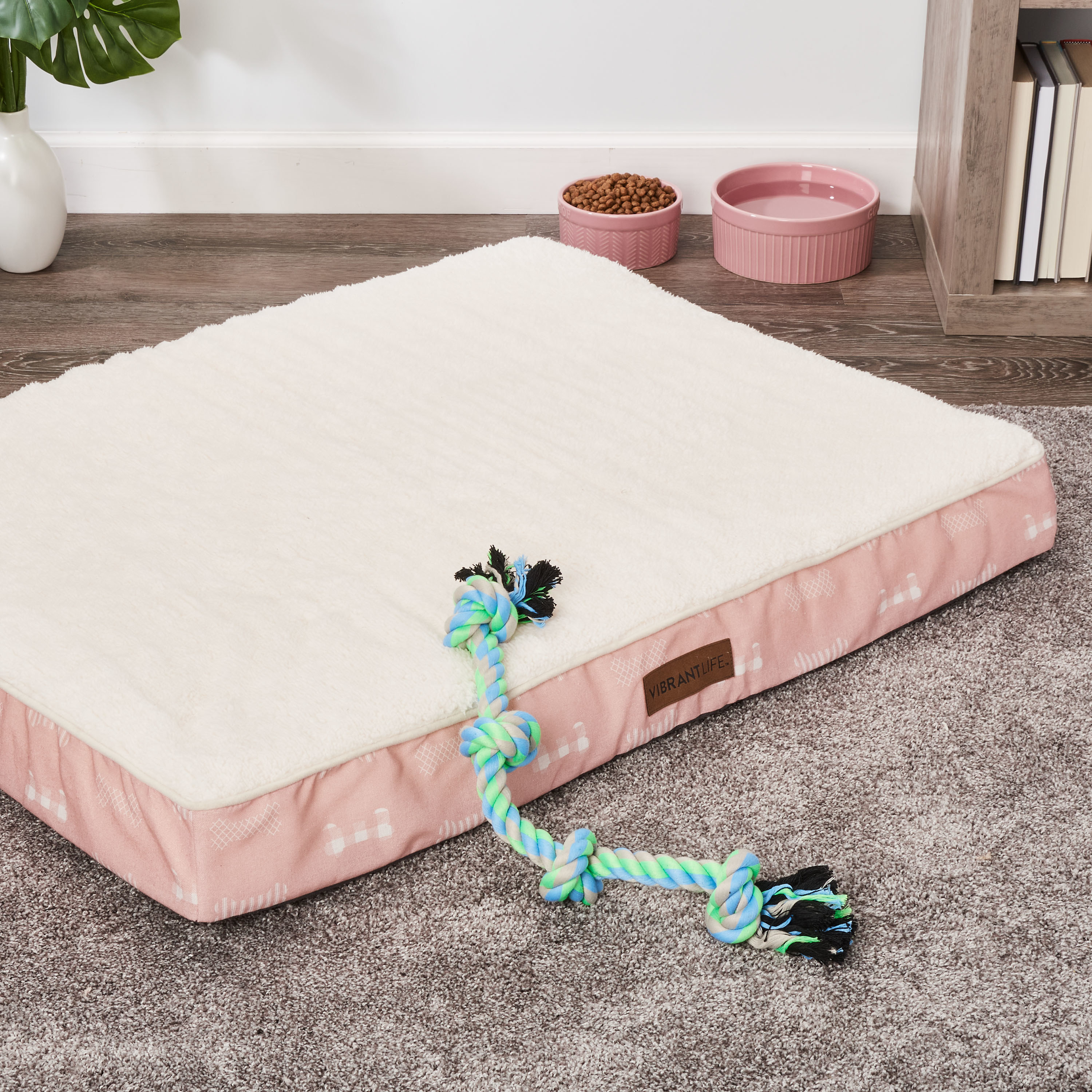 The cherry blossom pet bed