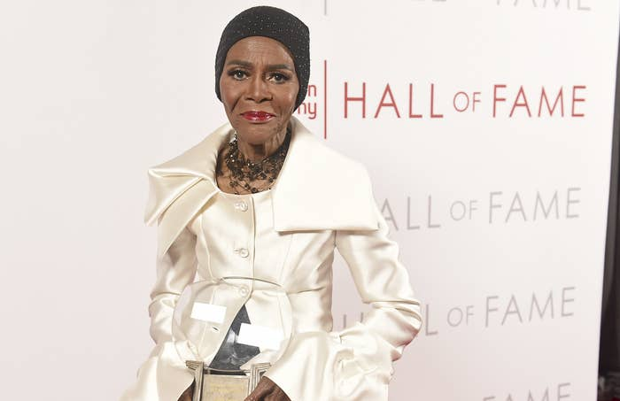 Legendary Actor Cicely Tyson Has Died At Age 96