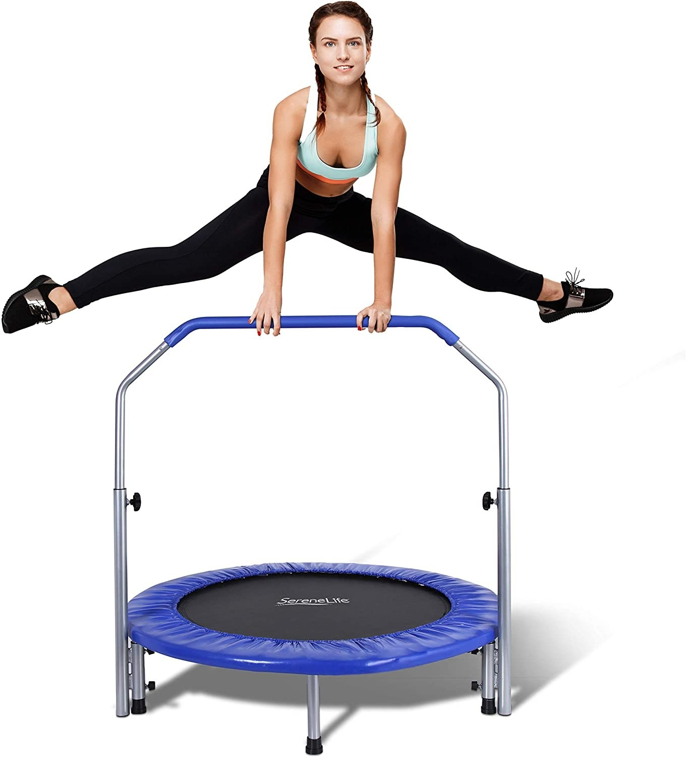 A model using the rebounder