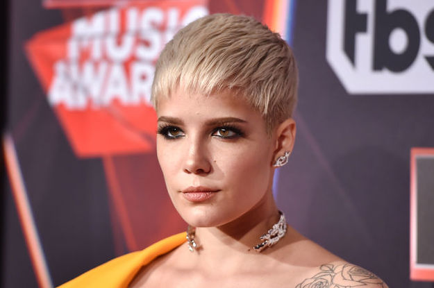 Halsey Shared A Photo Of Her Endometriosis Scars, And It's Pretty Moving