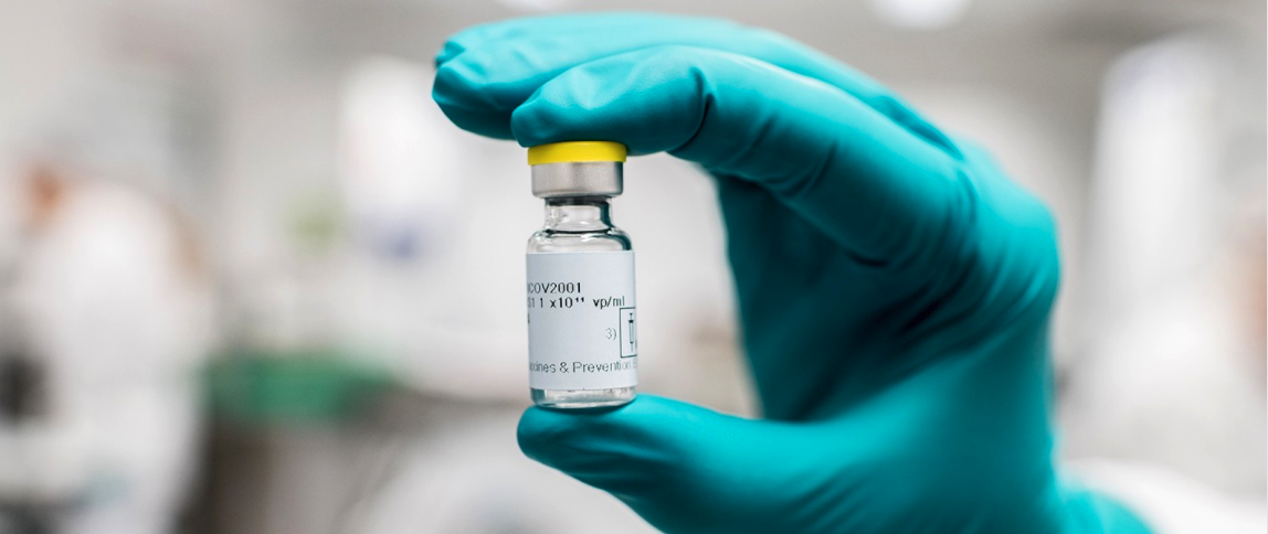 Janssen's investigational COVID-19 vaccine
