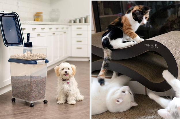 29 Things People With Multi-Pet Households Swear By