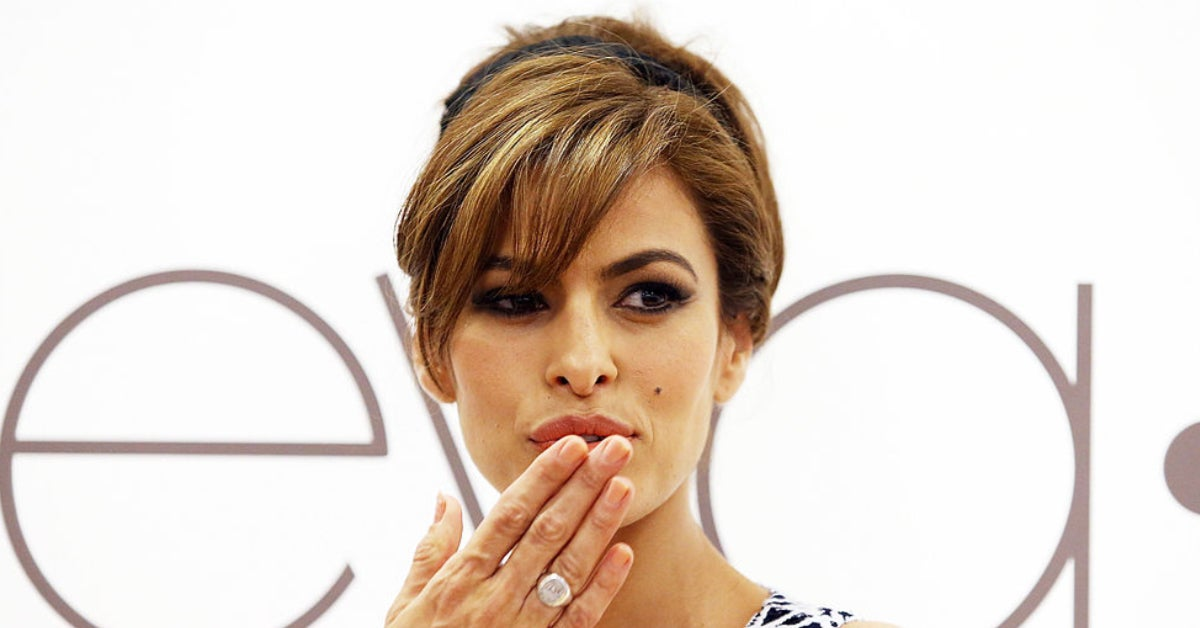 An Internet Troll Tried To Bring Down Eva Mendes, But Not Today, Satan – BuzzFeed