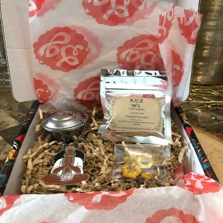 the full gift box