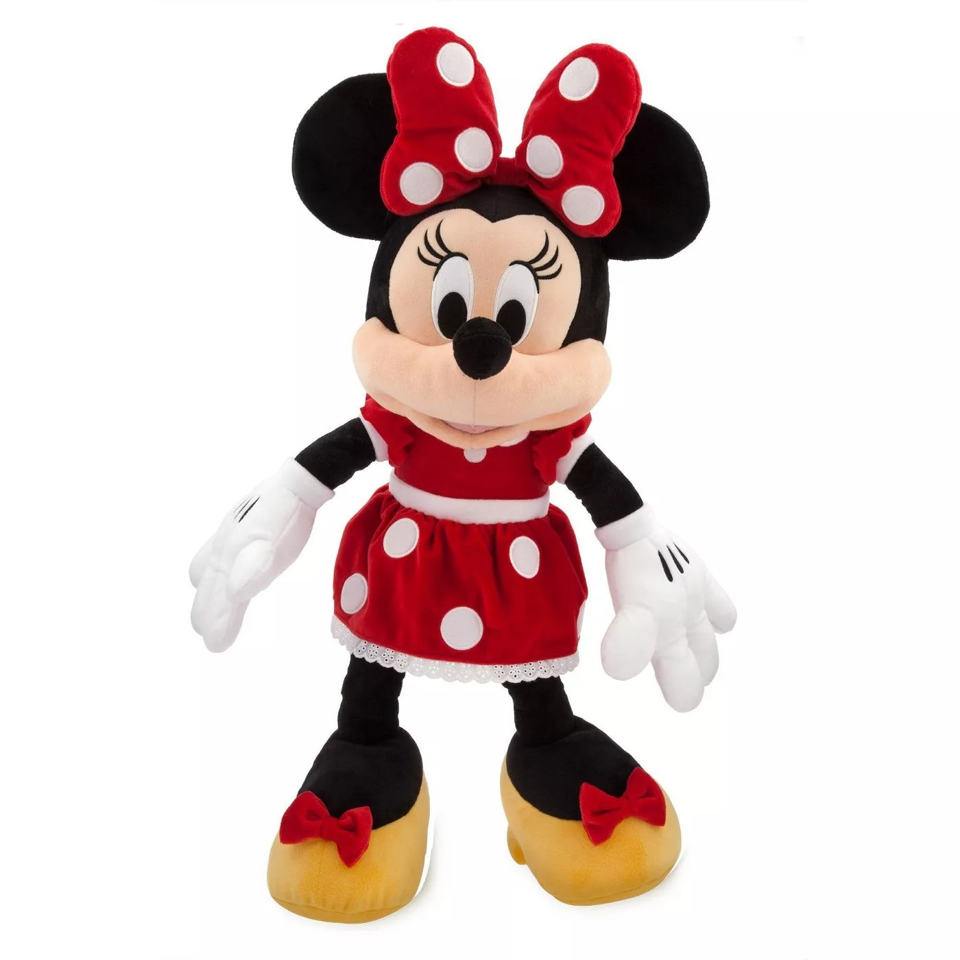 The Minnie Mouse doll