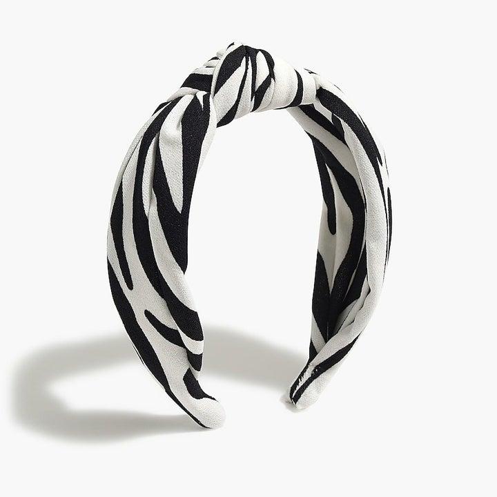 the zebra headband
