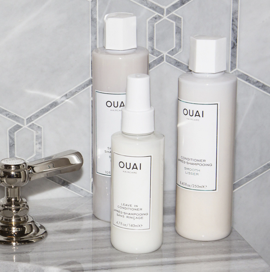 Ouai Leave in conditioner spray