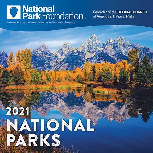 a national parks calendar