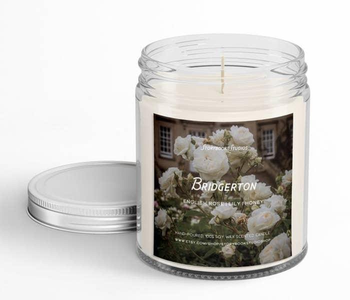 Bridgerton Candle