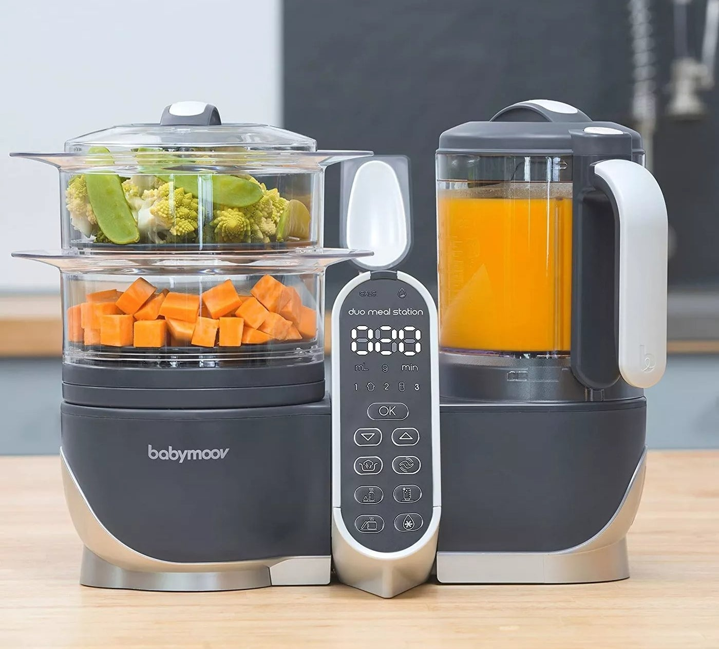 The babymoov food processor