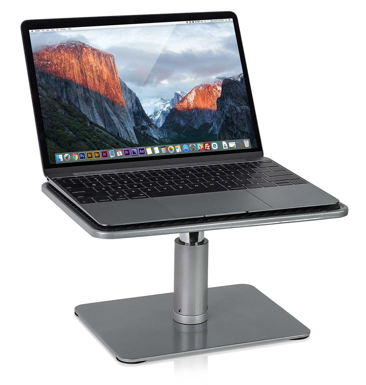 the laptop stand