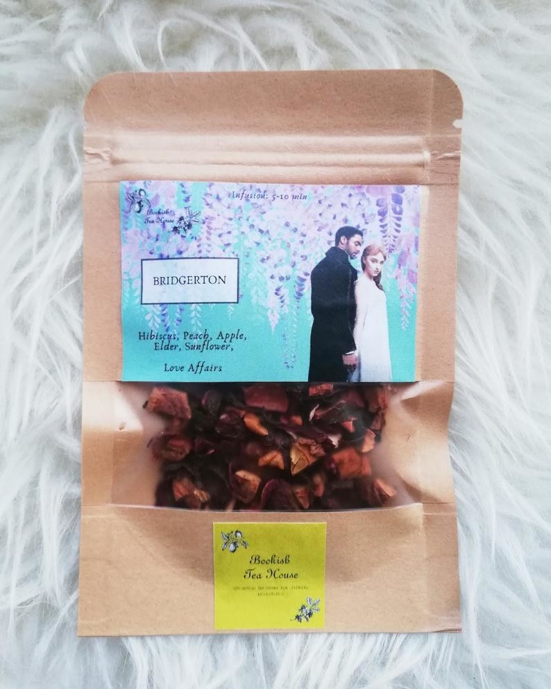 Bridgerton loose leaf tea