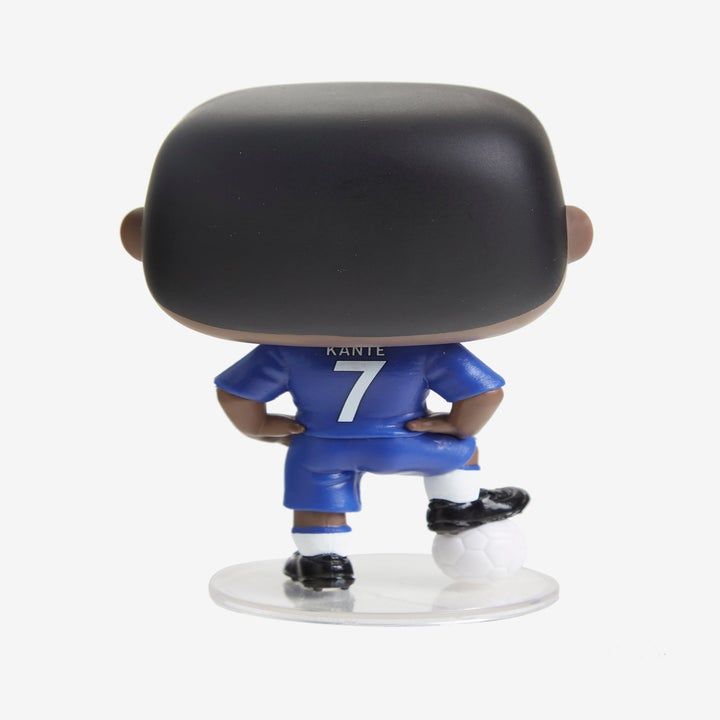 the back of the funko