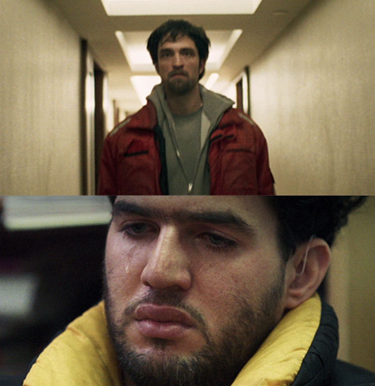 "Connie and Nick in ""Good Time"""