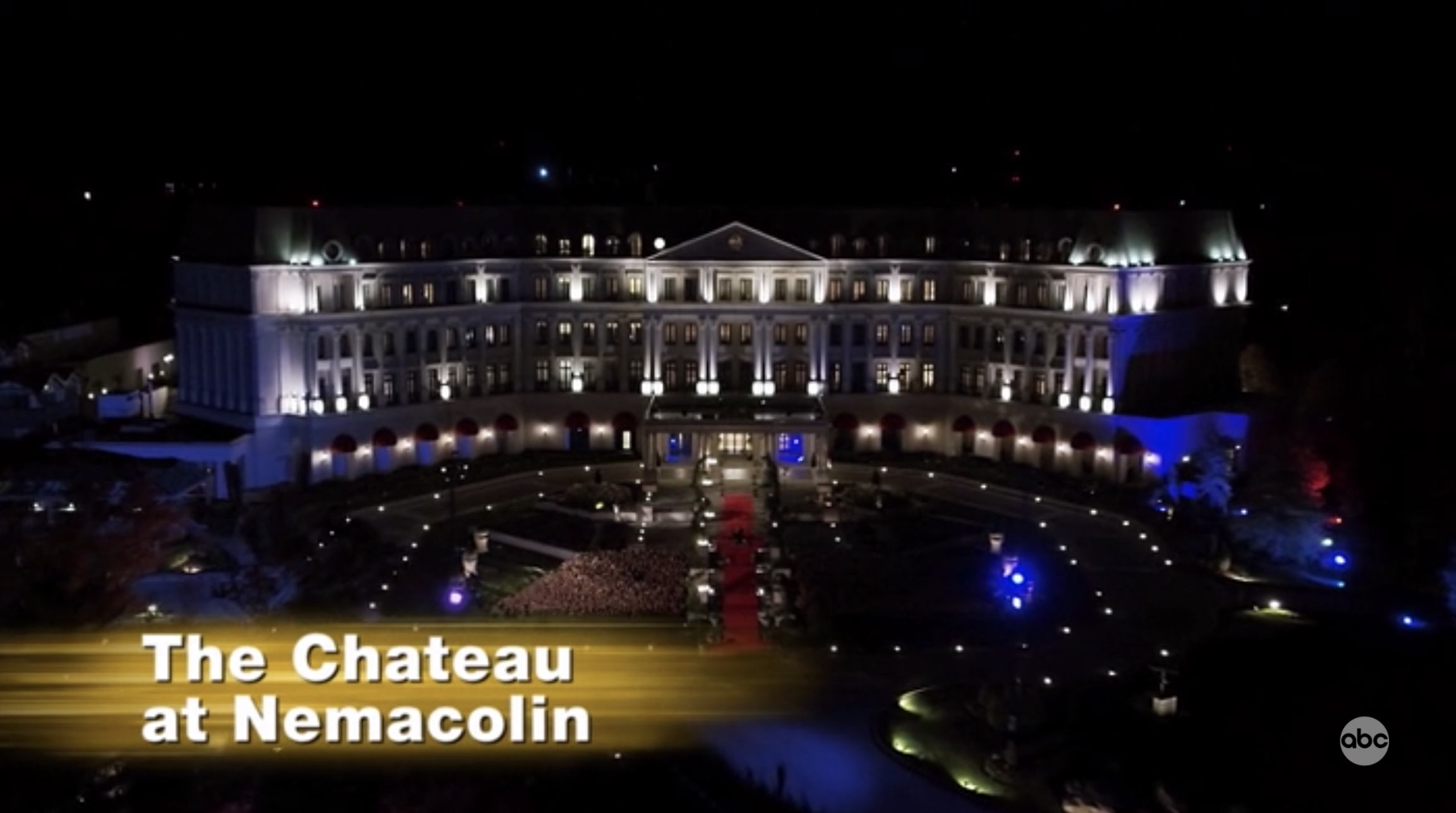 The Chateau at Nemacolin