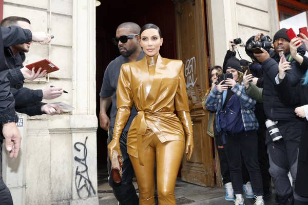Kim Kardashian And Kanye West's Marriage Might Be Done