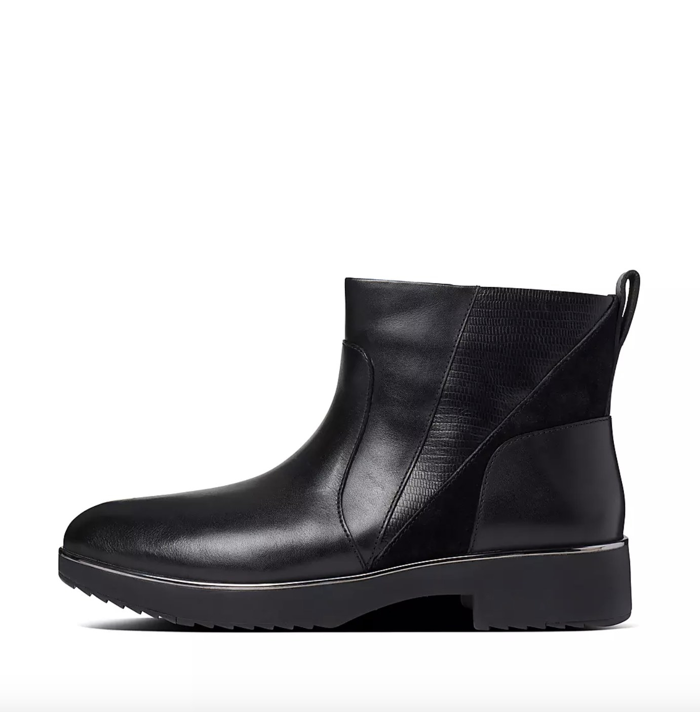 the boot in black