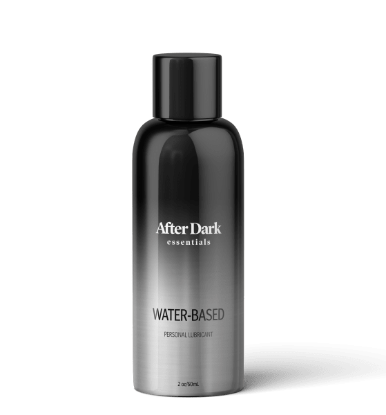 the 2 ounce after dark water based lubricant