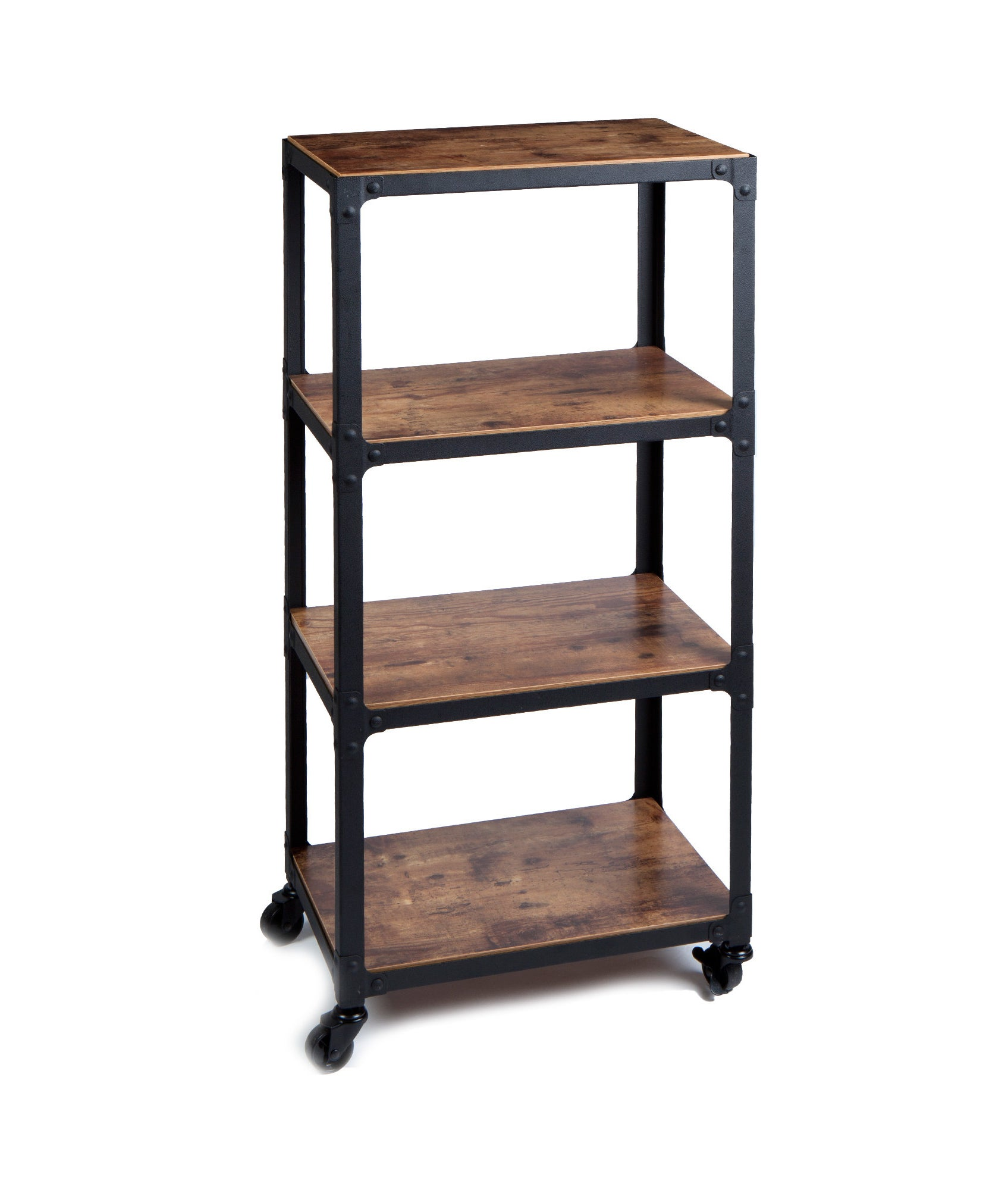 the mind reader four tier utility cart