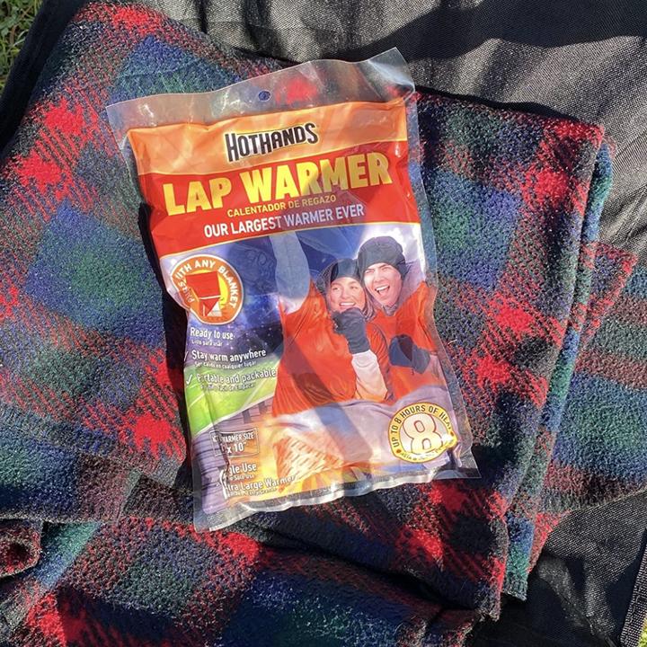 the warmer in original packaging