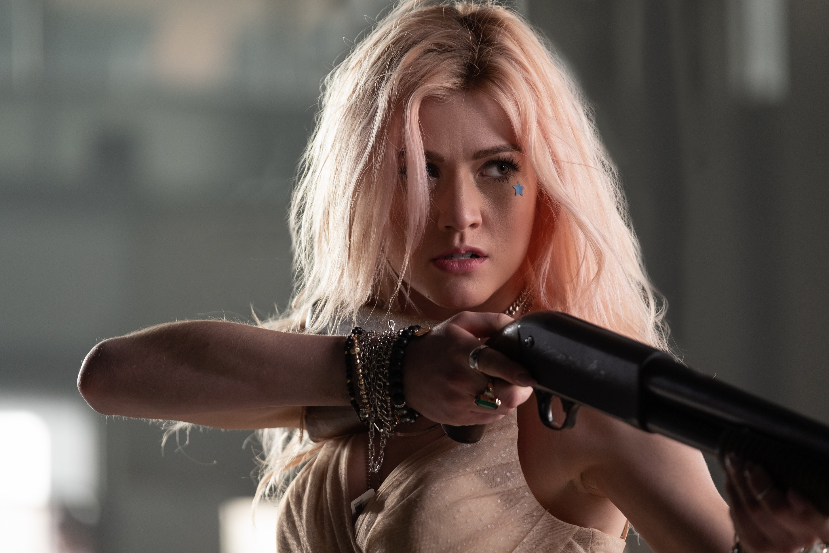 Katherine McNamara as Julie Lawry in The Stand