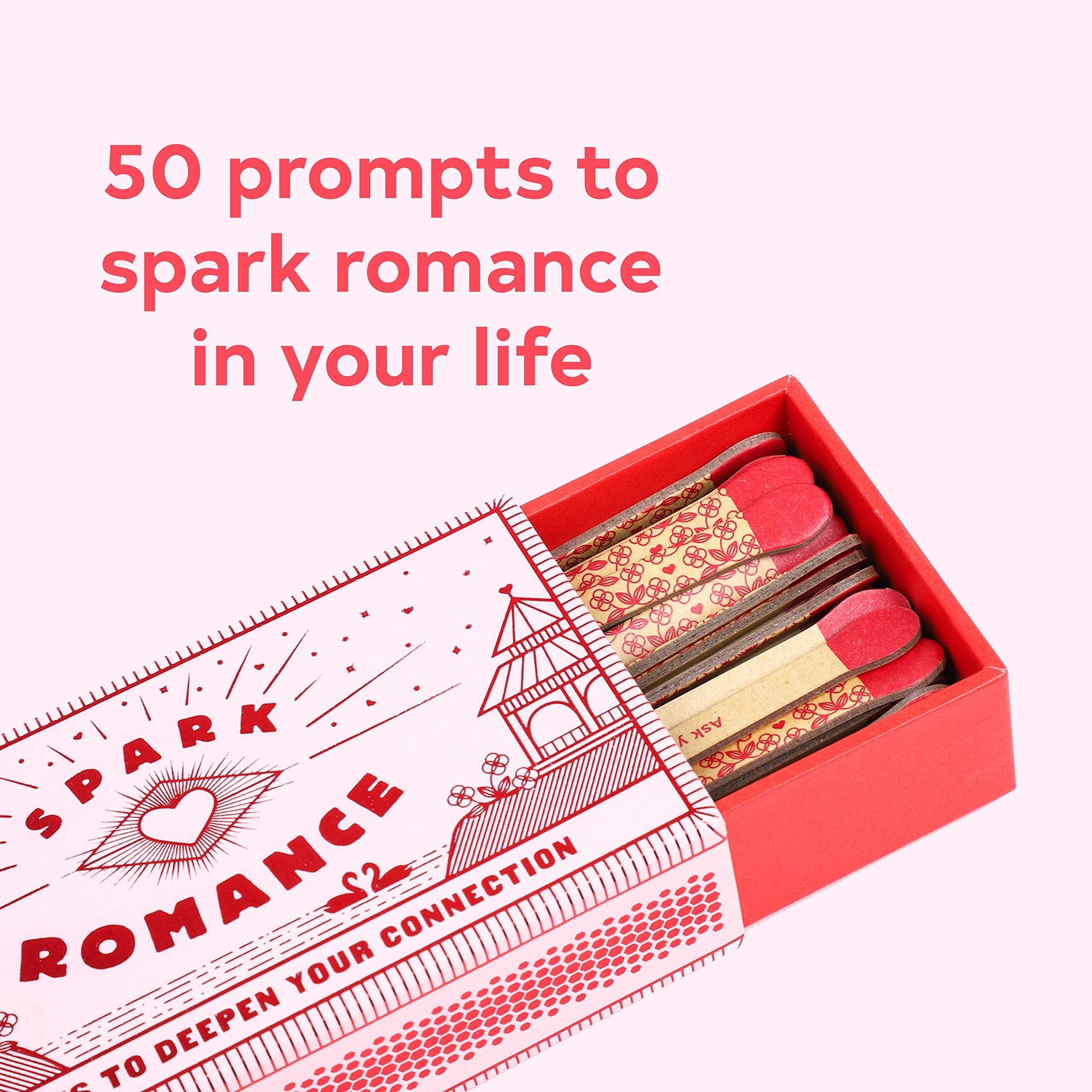 The novelty gift box in pink and red