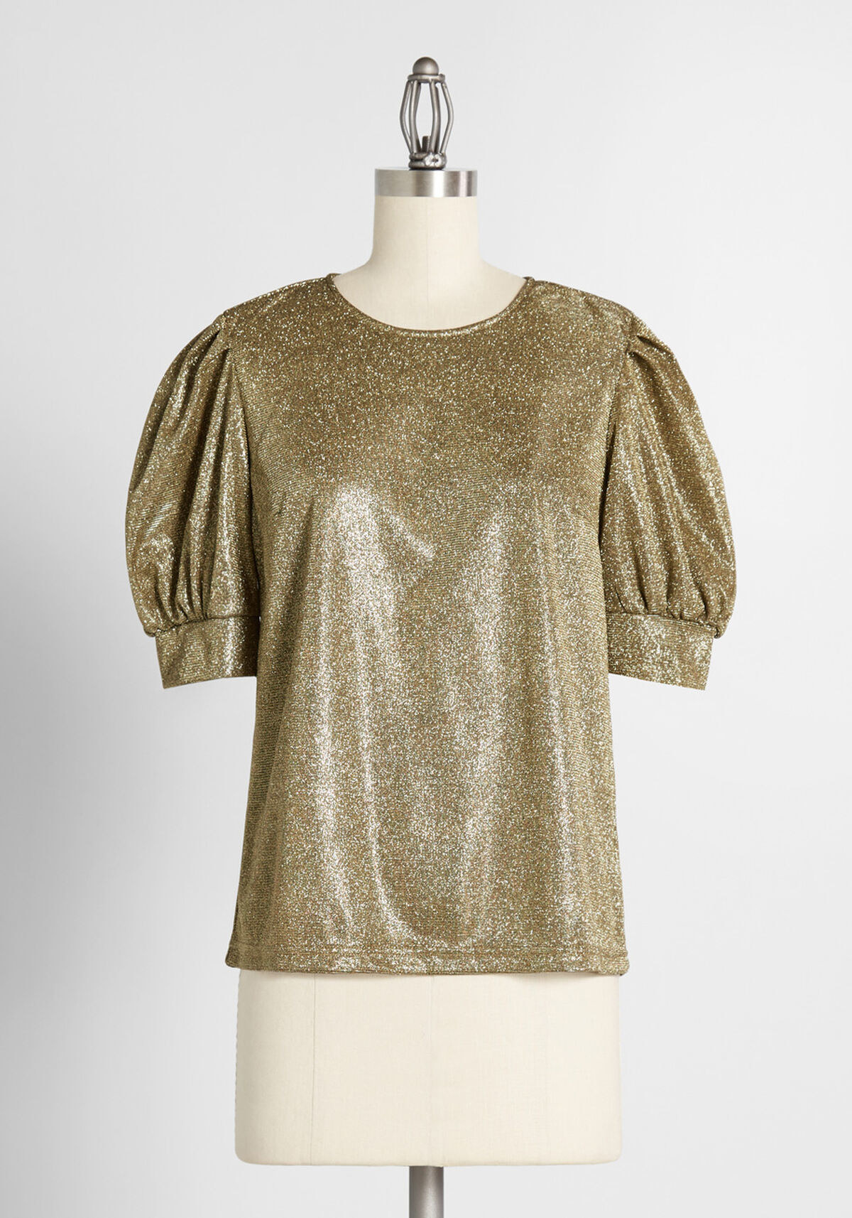 Too glitzy to function top