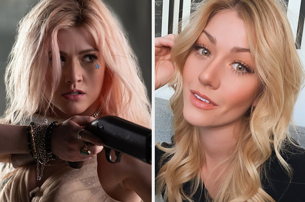 Katherine Mcnamara On The Stand Shadowhunters And Arrow
