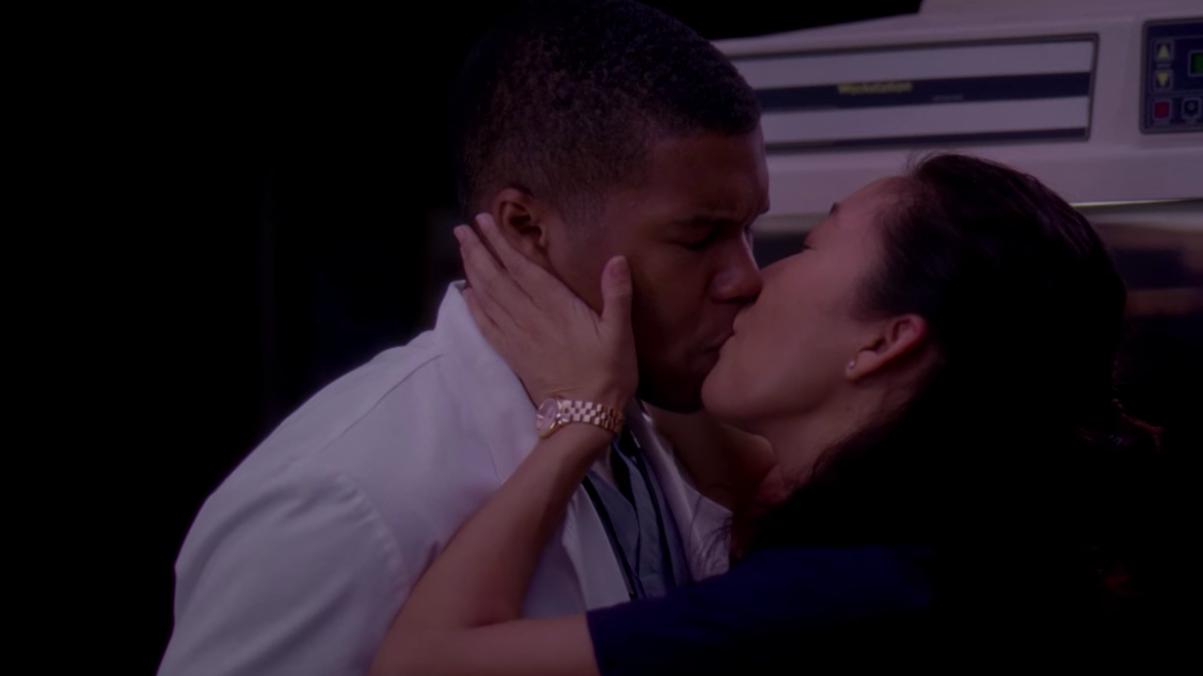 Cristina kisses Shane