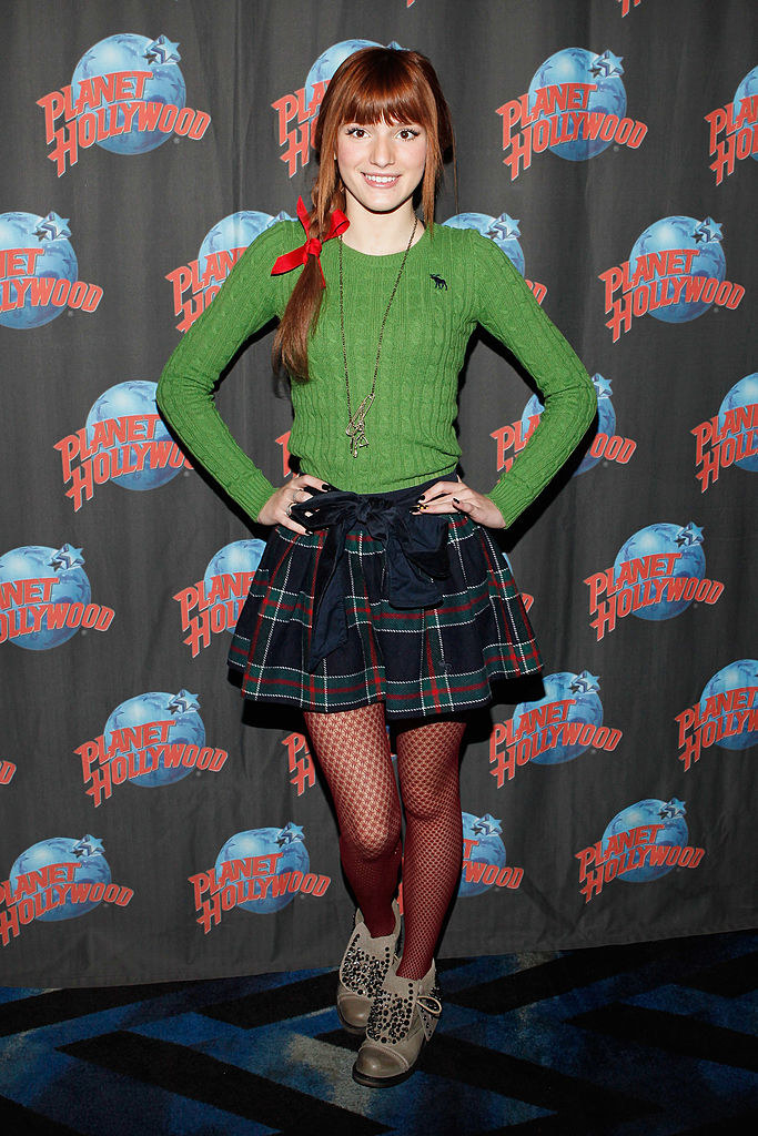 planet hollywood red carpet, very avril