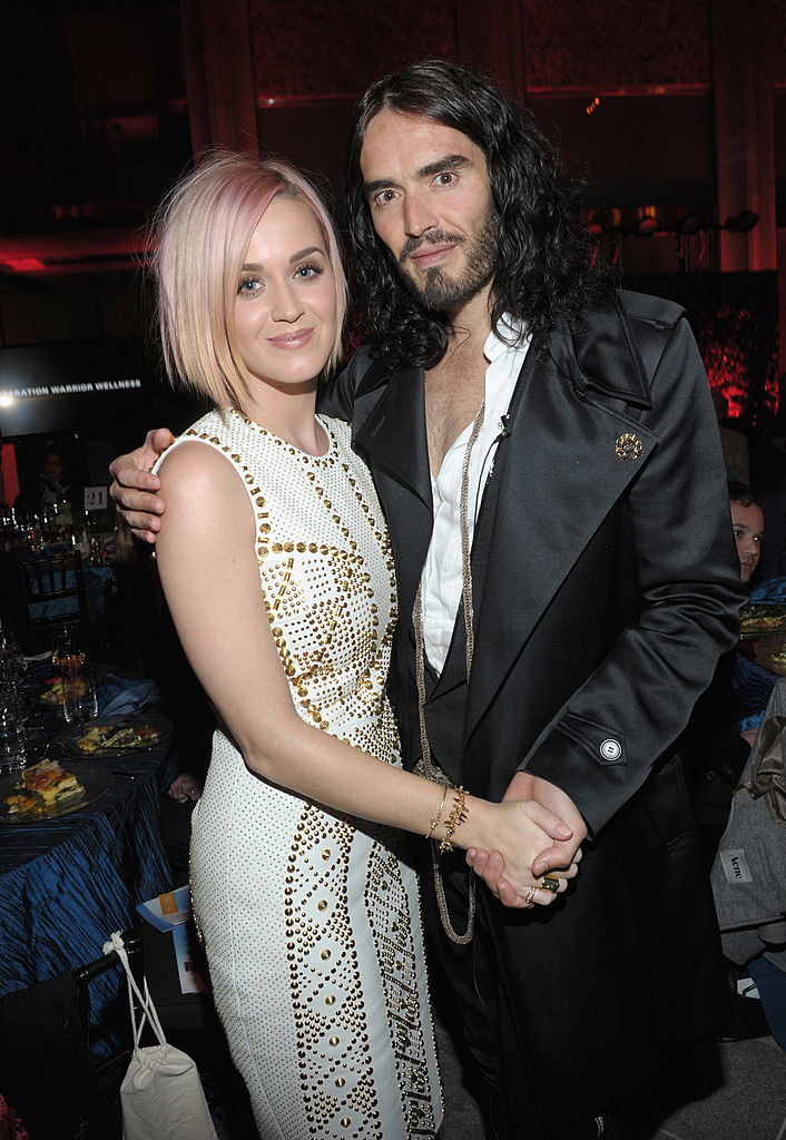 with russell brand