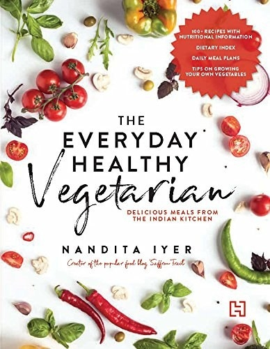 Cover of the vegetarian cookbook