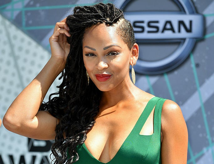 Meagan Good attends the 2016 BET Awards