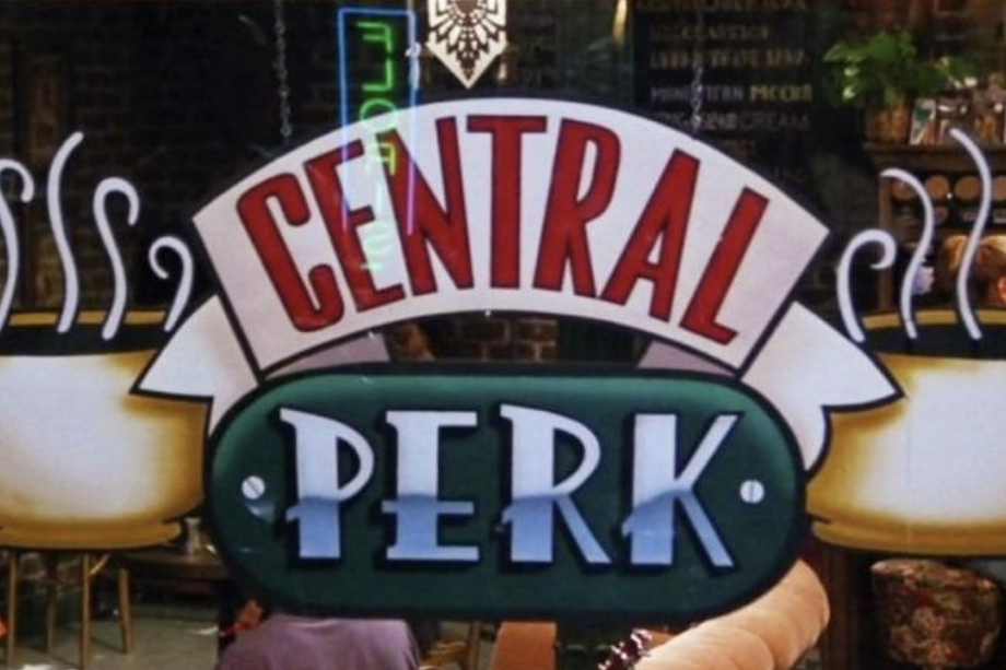 """Central Perk from """"Friends"""""""