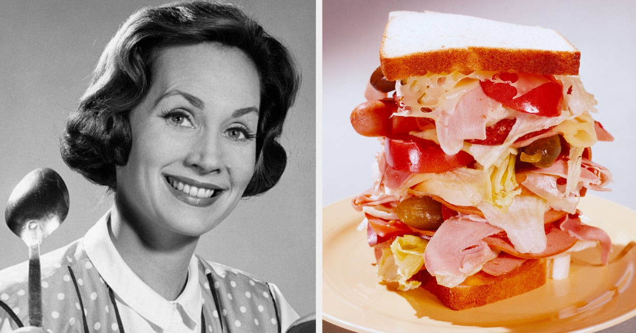 Can You Pass This Sandwich Homemaker Quiz From The Year 1950?