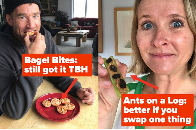 I Tried A Bunch Of Snacks I Was Obsessed With As A Kid To See If They Still Hold Up Now