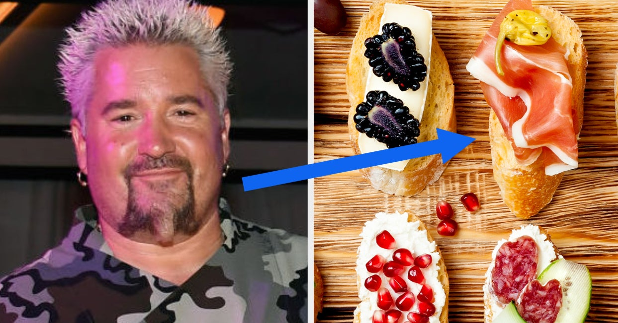 Choose Between These Mouth-Watering Foods And We'll Reveal Your Food Network Soulmate